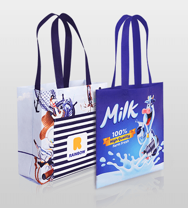 Fullcolor promotional bags
